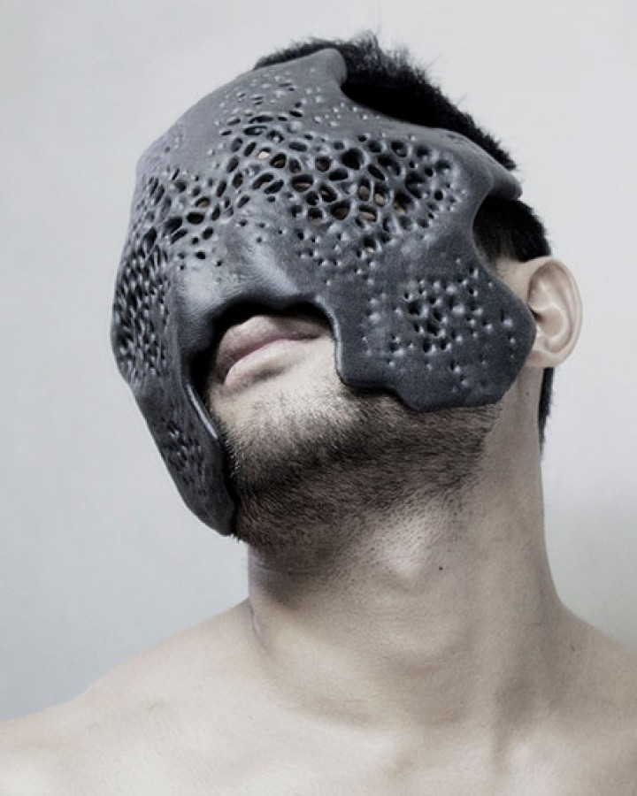 Mask of the future