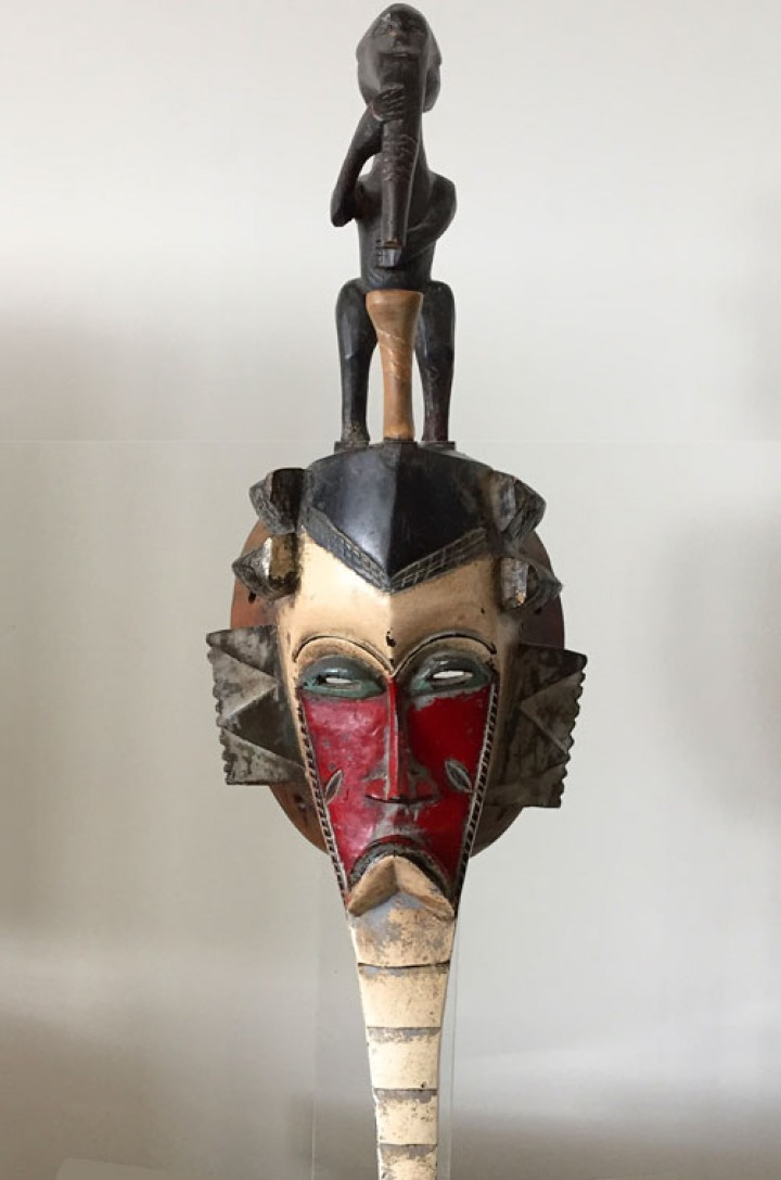 Decorative Guro mask