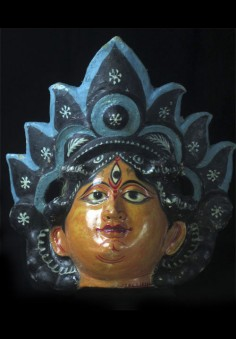 India has important traditions of masquerade