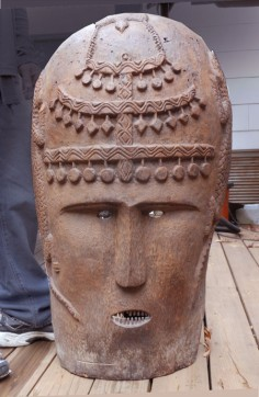 Sculpture from the SW Pacific