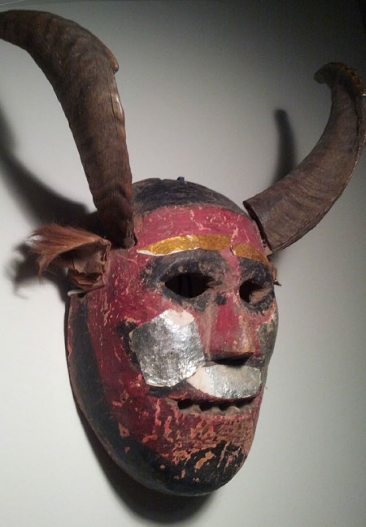 Why Mexican masks are so much fun