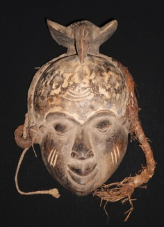 Nice West African mask