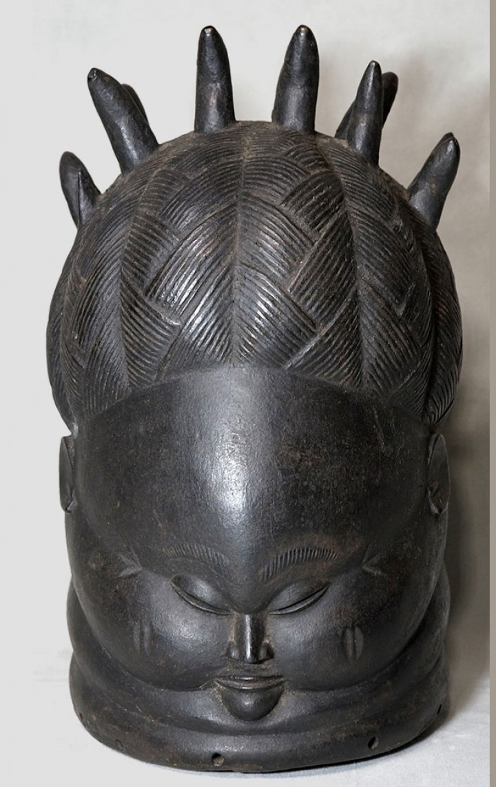 Sande Society mask of the Mende