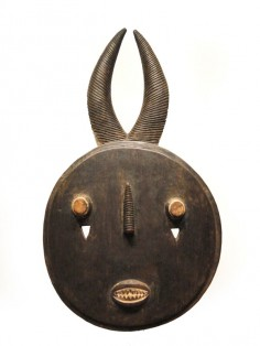 From the Baule people of Ivory Coast