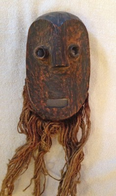 A well known mask from the Lega