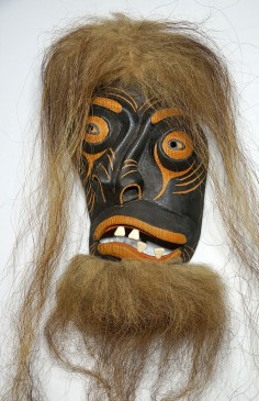 A mask from East Greenland
