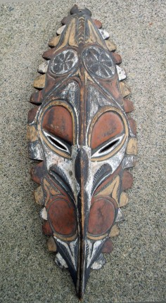 Classic Sepic River mask