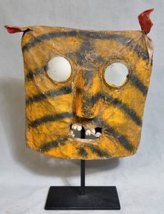 Unusual Mexican Tigre Mask